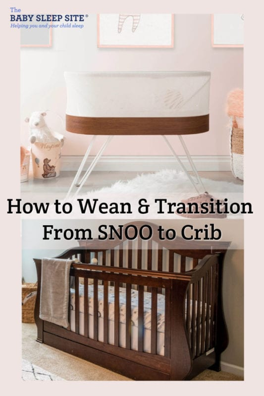 How Wean Transition From SNOO to Crib